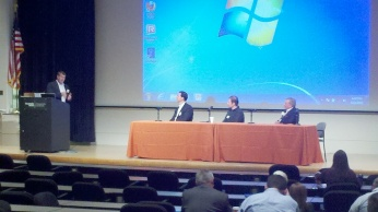 Intelleflex CEO Peter Mehring on a Panel at the Georgia Tech Academic Cold Chain Panel